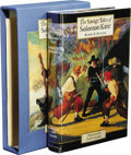 Books:Signed Editions, Robert E. Howard: Deluxe Limited Edition of The Savage Tales ofSolomon Kane. (London: Wandering Star, 1998), number 588...