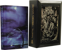 "Ray Bradbury: Signed Limited Edition of Dark Carnival. (Springfield: Gauntlet Publications, 2001), copy ""V"" of..."