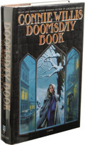 Books:Signed Editions, Connie Willis: Signed Doomsday Book. (New York: BantamBooks, 1992), first edition, 442 pages, cover illustration byTim...