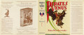 Books:First Editions, Virtually Unfolded Original Dust Jacket for Edgar Rice Burroughs'Pirates of Venus. This dust jacket was illustrated by ...
