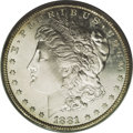 Morgan Dollars: , 1881-S $1 MS68 Deep Mirror Prooflike PCGS. Ex: Jack Lee. The 1881-Shas long been recognized ...