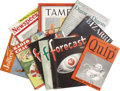 Miscellaneous:Booklets, [Hugo Gernsback] Collection of Eleven Hugo Gernsback Digests from1944 through 1966. . ... (Total: 11 Items)