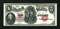 Large Size:Legal Tender Notes, Fr. 85 $5 1907 Legal Tender Very Fine-Extremely Fine....