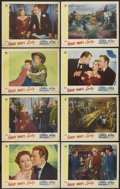 """Movie Posters:Romance, The Great Man's Lady (Paramount, 1941). Lobby Card Set of 8 (11"""" X 14""""). Romance.... (Total: 8 Items)"""