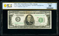 Low Serial Number 206 Fr. 2201-G* $500 1934 Federal Reserve Star Note. PCGS Very Fine 30 Details