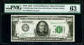 Fr. 2200-D $500 1928 Federal Reserve Note. PMG Choice Uncirculated 63