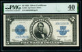 Large Size:Silver Certificates, Fr. 282 $5 1923 Silver Certificate PMG Extremely Fine 40.. ...