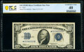 Fr. 1703* $10 1934B Silver Certificate. PCGS Banknote Extremely Fine 40