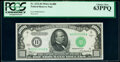 Fr. 2212-H $1,000 1934A Federal Reserve Note. PCGS Choice New 63PPQ