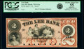 Obsoletes By State:Massachusetts, Lee, MA - Lee Bank $2 18__ G12a Proof PCGS Choice About New 55 Apparent.. ...