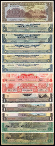 Costa Rica, Nicaragua, Paraguay & More Group Lot of 52 Examples Fine-Crisp Uncirculated