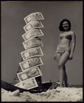 World Currency, Bahamas Official Grouping of 21 Currency Advertising Photos.. ... (Total: 21 items)