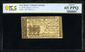 Colonial Notes:New Jersey, New Jersey June 22, 1756 12s PCGS Banknote Gem Unc 65 PPQ.. ...