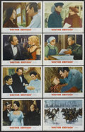 """Movie Posters:Drama, Doctor Zhivago (MGM, 1965). Lobby Card Set of 8 (11"""" X 14""""). Drama.... (Total: 8 Items)"""