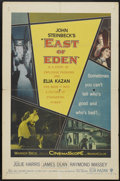 """Movie Posters:Drama, East of Eden (Warner Brothers, 1955). One Sheet (27"""" X 41"""").Drama...."""
