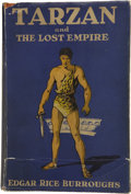 Books:First Editions, Edgar Rice Burroughs. Tarzan and the Lost Empire....