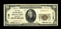 National Bank Notes:Maryland, Mount Airy, MD - $20 1929 Ty. 1 The First NB Ch. # 7160. ...
