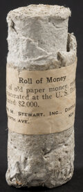 Miscellaneous:Other, Late Produced Money Roll. ...