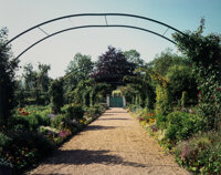 Stephen Shore (American, 1947) Monet's Home and Gardens, Giverny, France (21 works), 2002 Dye coupler prints on Fujico...