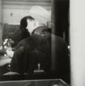 Photographs, Saul Leiter (American, 1923-2013). Café, New York, 1950s. Gelatin silver print on Agfa paper, printed later. 10-1/8 x 10...