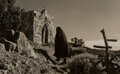 Photographs, W. Eugene Smith (American, 1918-1978). Woman Approaching a Country Chapel, Spain, 1951. Gelatin silver print. 6-1/2 x 10...
