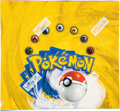 Memorabilia:Trading Cards, Pokémon Unlimited Edition Base Set Sealed Booster Box (Wizards of the Coast, 1999). ...