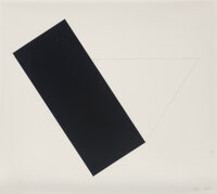 Ellsworth Kelly (1923-2015) Marigot, 1979 Lithograph on Rives BFK paper 30 x 34-1/2 inches (76.2