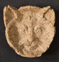 Miscellaneous:Other, Decorative Cat Face. ...
