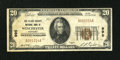 National Bank Notes:Kentucky, Winchester, KY - $20 1929 Ty. 1 The Clark County NB Ch. # 995. ...