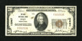 National Bank Notes:Pennsylvania, Dale, PA - $20 1929 Ty. 1 The Dale NB Ch. # 12967. ...
