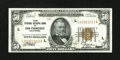 Fr. 1880-L $50 1929 Federal Reserve Bank Note. Extremely Fine