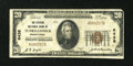 National Bank Notes:Pennsylvania, Tunkhannock, PA - $20 1929 Ty. 1 The Citizens NB Ch. # 6438. ...