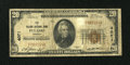 National Bank Notes:Virginia, Pulaski, VA - $20 1929 Ty. 1 The Pulaski NB Ch. # 4071. ...