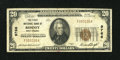 National Bank Notes:West Virginia, Romney, WV - $20 1929 Ty. 1 The First NB Ch. # 9766. ...