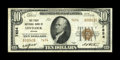 National Bank Notes:Nevada, Lovelock, NV - $10 1929 Ty. 2 The First NB Ch. # 7654. ...