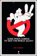 """Movie Posters:Comedy, Ghostbusters II (Columbia, 1989). Rolled, Fine/Very Fine. One Sheet (27"""" X 41"""") SS Teaser. Comedy.. ..."""