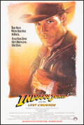 """Movie Posters:Action, Indiana Jones and the Last Crusade (Paramount, 1989). Rolled, Fine/Very Fine. One Sheet (27"""" X 41"""") SS Advance. Drew Struzan..."""
