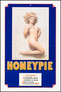 """Movie Posters:Adult, Honey Pie & Other Lot (Ded Films, 1975). Folded, Very Fine. One Sheets (2) (27"""" X 41"""") Adult.. ... (Total: 2 Items)"""