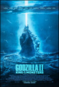 """Movie Posters:Action, Godzilla: King of the Monsters (Warner Bros., 2019). Rolled, Very Fine+. Recalled One Sheet (27"""" X 40"""") DS Advance, AKA: G..."""