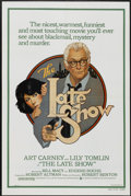 """Movie Posters:Crime, The Late Show (Warner Brothers, 1977). One Sheet (27"""" X 41""""). Crime...."""