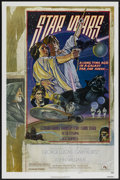 "Movie Posters:Science Fiction, Star Wars (20th Century Fox, 1977). One Sheet (27"" X 41"") Style D.Science Fiction...."