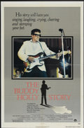 "Movie Posters:Rock and Roll, The Buddy Holly Story (Columbia, 1978). One Sheet (27"" X 41""). Rockand Roll...."