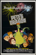 "Movie Posters:Animated, Pete's Dragon (Buena Vista, 1977). One Sheet (27"" X 41"").Animated...."
