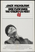 "Movie Posters:Academy Award Winner, One Flew Over the Cuckoo's Nest (United Artists, 1975). One Sheet (27"" X 41""). Academy Award Winner...."