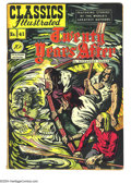 "Golden Age (1938-1955):Classics Illustrated, Classics Illustrated #41 Twenty Years After (Gilberton, 1947) Condition: VG. This is the first printing, with the original ""..."
