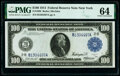 Large Size:Federal Reserve Notes, Fr. 1088 $100 1914 Federal Reserve Note PMG Choice Uncirculated 64.. ...