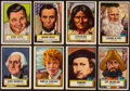 Non-Sport Cards:Sets, 1952 Topps Look-N-See Near Set (94/135)....