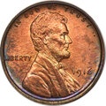 1916 1C PR64 Red and Brown PCGS....(PCGS# 3325)
