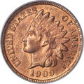 1909-S 1C MS65 Red and Brown PCGS. CAC....(PCGS# 2239)