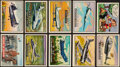 Non-Sport Cards:Lots, 1952-1956 Topps Non-Sport Collection (129) With Davy Crockett.?...